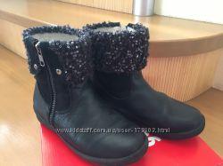 Полусапожки ботинки для девочки Garvalin