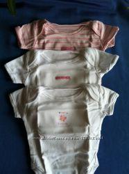Боди Mothercare для девочки с коротким  рукавом