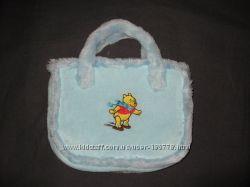 детская мягкая сумочка с Винни Пухом