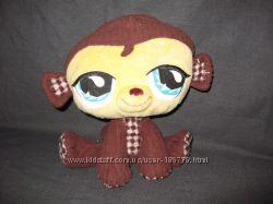 мягкая обезьянка Pet Shop