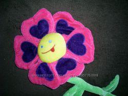 мягкий цветочек