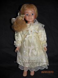 коллекционные фарфоровые куклы