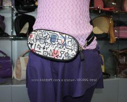 Женские сумочки. Кожа. Поясные. Вечерние.
