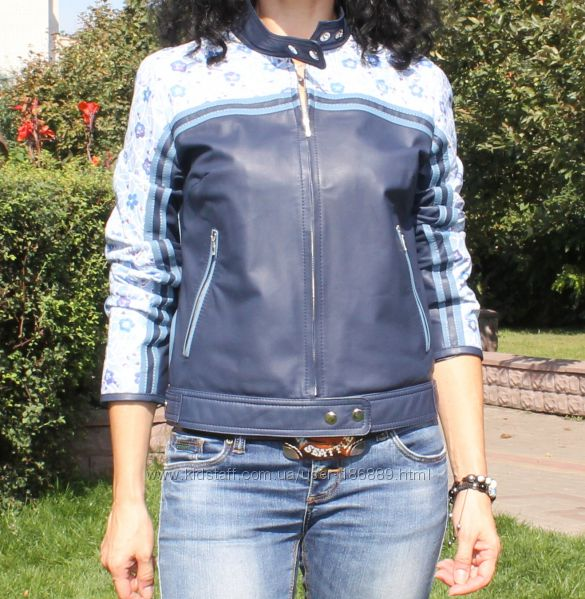 Кожаные женские куртки. Эксклюзив Новинки