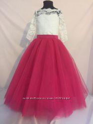 Платья праздничные для девочек.