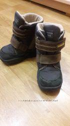 Зимние термо-ботинки Рихтер