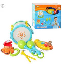 Музыкальные игрушки для самых маленьких от Win Fun