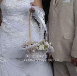 Класний кошичок весільний