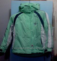 Куртка зимняя спортивная Olive рост 128, бу