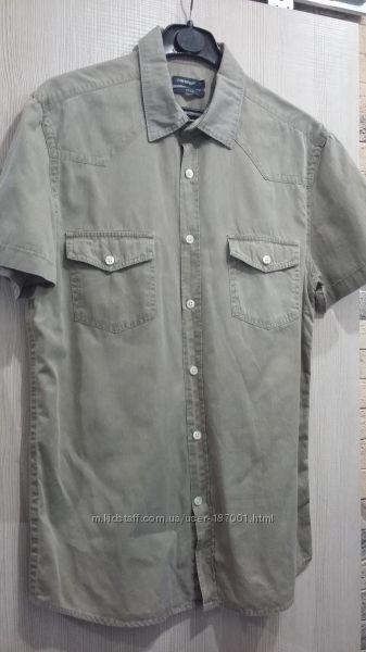 Рубашка In Extenso с коротким рукавом
