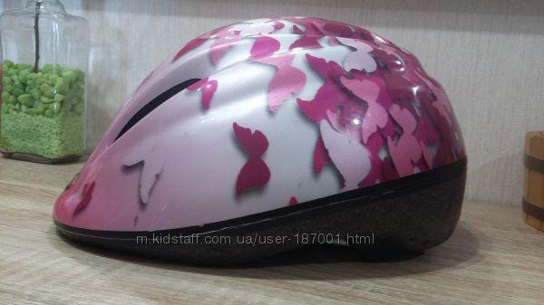 Шлем велосипедный детский Longus 53-56см