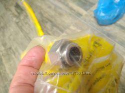 Шланг для газа в изоляции Ayvaz Gasflex 100 см, 12