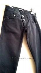Продам черные джинсы скинни TERRANOVAi на девочку 9-10 лет