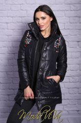 Куртка женская с камнями