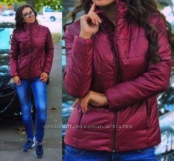 Куртка женская на молнии