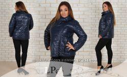 Женская куртка, размеры 48, 50, 52