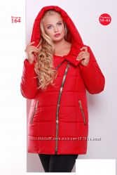 Женская куртка, зима. Размеры 50-64
