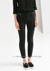 Стильные брюки капри Mango Манго оригинал размер EUR 36