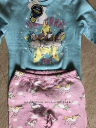 Пижама Chicco для девочки 8л