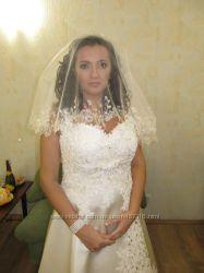 Продам свадебное пла