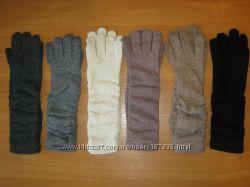 обалденные перчатки , вязаные и кашемировые