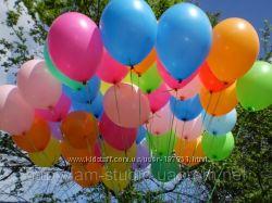 Гелиевые шарики и не только
