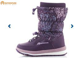 Outventure сапоги, ботинки 32 размер очень удобные и теплые