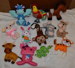 Ёлочные игрушки, новогодние подвески