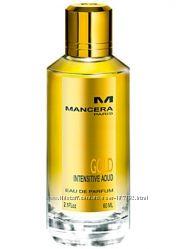 Mancera Оригинал Gold Intensive Aoud нишевая парфюмерия