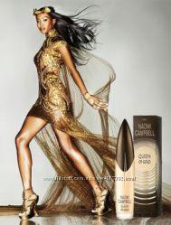 Новый аромат Naomi Campbell - Queen of Gold и другие ароматы