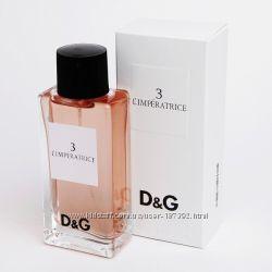 Хитовый аромат от Dolce & Gabbana 3 LImperatrice в наличии 50 мл, 100 мл
