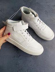 Хайтопы ботинки сникерсы кроссовки h&m