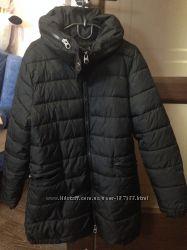 Зимнее пальто на девочку, рост 140 см , Zara.