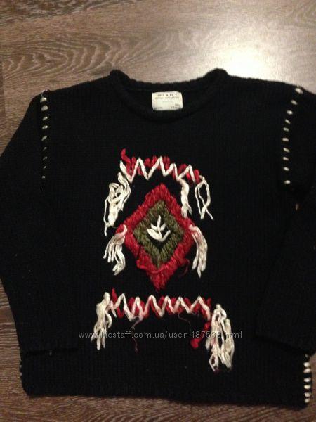 Теплые свитера фирмы Zara, девочке, на рост 140 см