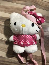 Рюкзак- игрушка Hello Kitty