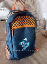 рюкзак школьный большой жесткая спинка