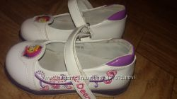 Туфельки с Машей