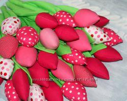 Весенние Тильды-Тюльпаны