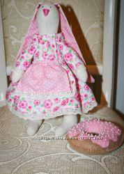 Тильды-Кролики- оригинальные подарки для любимых