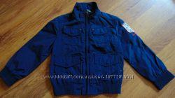 Крутая куртка на мальчишку р. 4 года