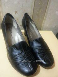 Кожаные туфли TWINS  41 размер