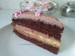 Натуральные домашние тортики.