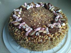 Торт Медовик.