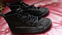 Ботинки чёрные 38р,  новые на весну In Extenso. Последние