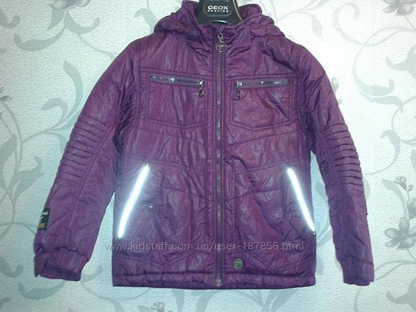 Курточки зимние на 7-8 лет Reima, Quiksilver