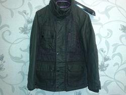 Очень стильная куртка Next размер 7 лет