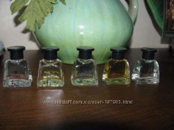 Мужские мини ароматики