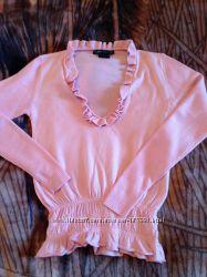 Классный шерстяной свитер Laundry Industry, США