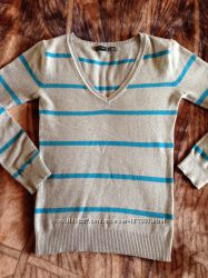 Классный свитер Atmosphere, полоска