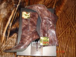 Классные итальянские сапожки Mara, оригинал, 38 размер, хорошее состояние